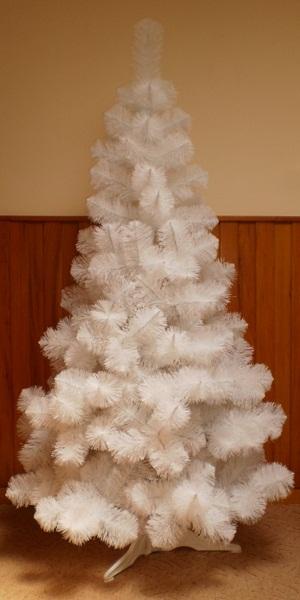 Biely vianočný stromček Borovica TOP biela - Vianočné stromčeky na ... f53717edb21