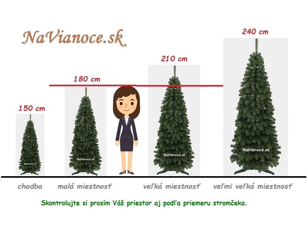 umel viano n strom ek tuja 210 cm viano n strom eky na vianoce 2018. Black Bedroom Furniture Sets. Home Design Ideas